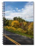 Parkway Milepost 357 Spiral Notebook
