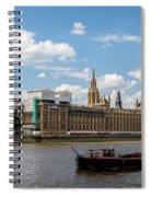 Parliament Spiral Notebook