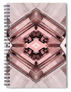 Particle Accelerator Spiral Notebook