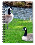Partners For Life Spiral Notebook