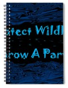 Party 5 Spiral Notebook