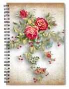 Party Of Roses  Spiral Notebook