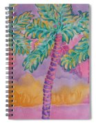 Party Palms Spiral Notebook