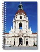 Pasadena City Hall, Pasadena California Spiral Notebook