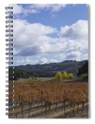 Paso Robles Autumn Spiral Notebook