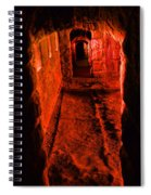 Passage To Hell Spiral Notebook