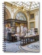 Passage Vivienne Spiral Notebook