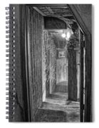 Passageway At Fonthill Castle Spiral Notebook