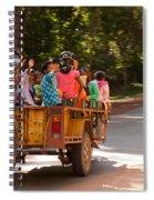 Passengers Spiral Notebook