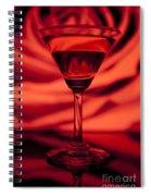 Passion Martini Spiral Notebook