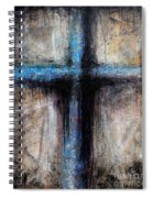 Passion Of The Cross Spiral Notebook