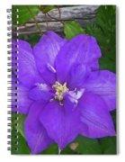 Passion Vine Spiral Notebook