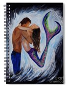 Passionate Mermaid Spiral Notebook