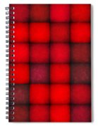 Passionate Reds Decor Spiral Notebook