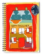 Passover House Spiral Notebook