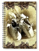 Past The Pointe Spiral Notebook