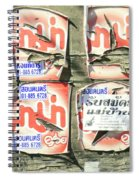 Past Their Sell-by Date.. Spiral Notebook
