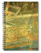 Past To Present Spiral Notebook