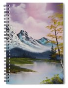 Pastel Fall Spiral Notebook