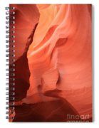 Pastel Flames Spiral Notebook