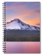 Pastel Sunset Spiral Notebook