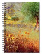 Pastelero Spain Spiral Notebook