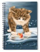 Pastime Spiral Notebook