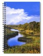 Pastoral Spiral Notebook