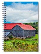 Pastoral Ontario 2 Spiral Notebook