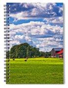 Pastoral Ontario Spiral Notebook