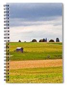 Pastoral Pennsylvania Spiral Notebook
