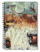 Pasture Grasses Spiral Notebook