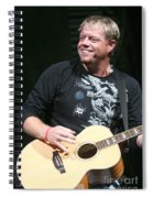 Pat Green  Spiral Notebook