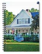 Pat Lee Spiral Notebook