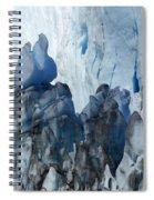 Patagonia Glaciar Perito Moreno 3 Spiral Notebook