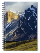 Patagonia Magical Space Spiral Notebook