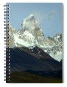 Patagonia Mount Fitz Roy 1 Spiral Notebook