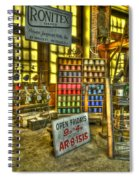 Paterson Silk Mill Spiral Notebook