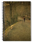 Path Iv Spiral Notebook
