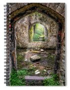 Path Less Travelled Spiral Notebook