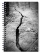 Path Taken Spiral Notebook