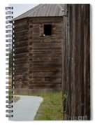 Path To The Gun Tower Spiral Notebook