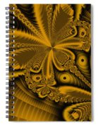 Paths Of Possibility Spiral Notebook
