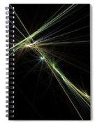 Paths That Cross Spiral Notebook