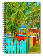 Pathway To Rum Spiral Notebook