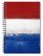 Side Lines Spiral Notebook