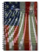Patriotism Spiral Notebook