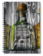 Patron Barn Door Spiral Notebook