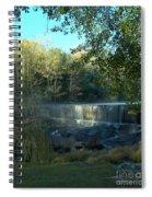 Patsiliga Creek Falls Spiral Notebook