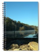 Patsiliga Creek Lake Spiral Notebook
